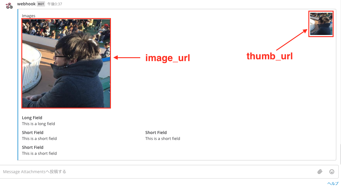 use images